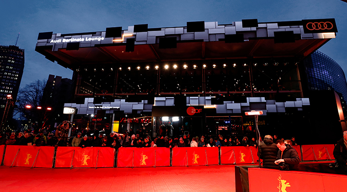 """The Kindness Of Strangers"" Premiere - Audi At The 69th Berlinale International Film Festival"