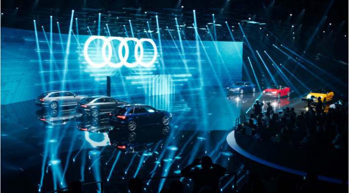 Audi Summit 2017, Brandshow -1-