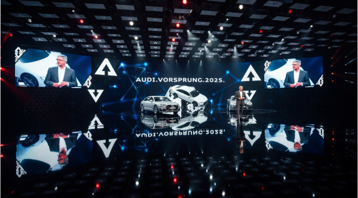 Audi Summit 2017, Brandshow -2-